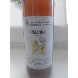 Bio bylinkový sirup Nechtík 500ml