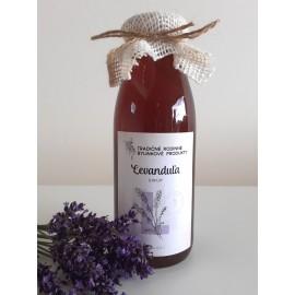 LEVANDUĽA - domáci bylinkový produkt 500ml