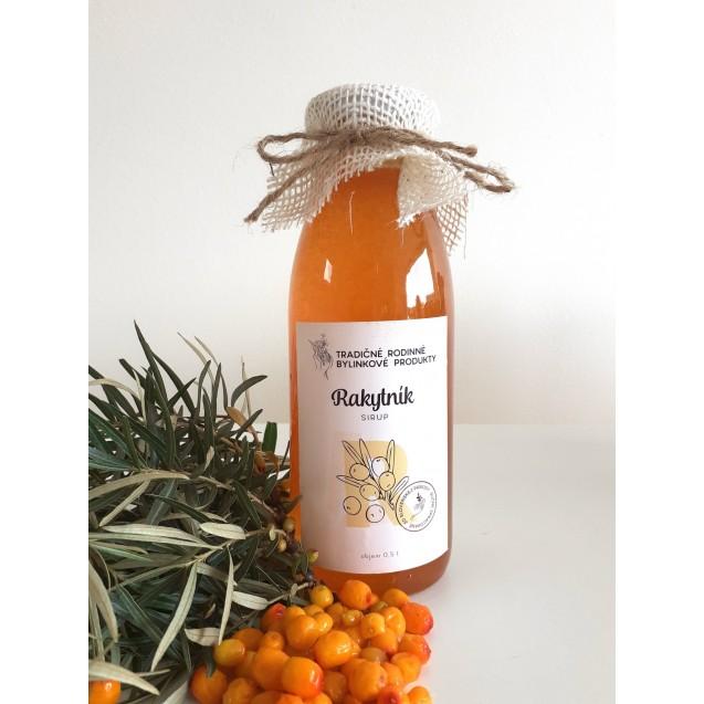 RAKYTNÍK - domáci bylinkový produkt -  500ml