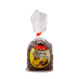 Ananás v mliečnej čokoláde 250g