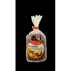 Arašidy v mliečnej čokoláde 250g