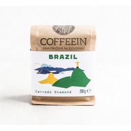 Brasil Cerrado Diamond (200 g, zrnková káva)