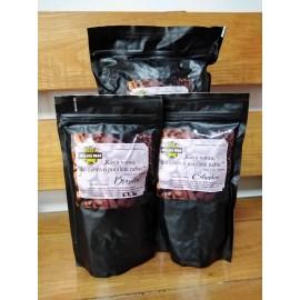 Čerstvá pražená káva ARABIKA - odroda BRAZÍLIA - 1000g
