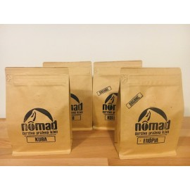 100% ARABIKA - KOLUMBIA pražená káva 250g