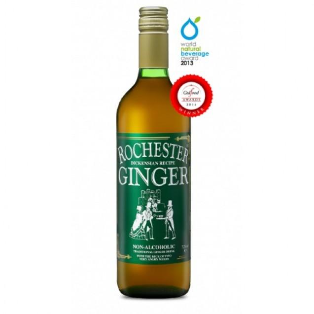 ROCHESTER GINGER - zázvorový nápoj 725 ml