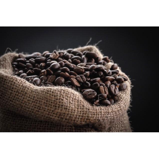 Čerstvá pražená káva ARABIKA - odroda BRAZÍLIA - 200g