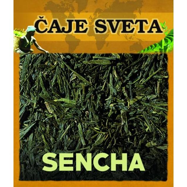 SENCHA - 50g - zelený sypaný čaj