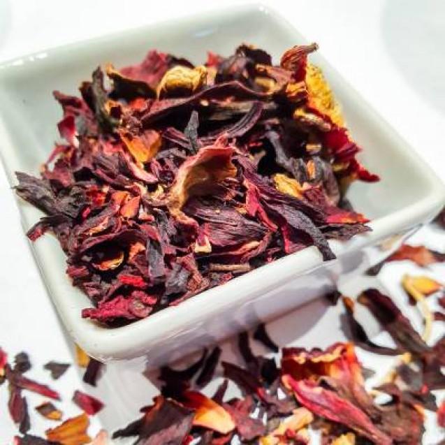 IBIŠTEK- 50g - sypaný čaj