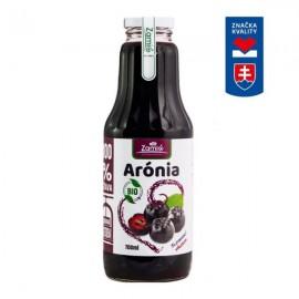 Arónia - 100% BIO ovocná šťava - 700ml